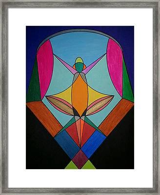Dream 307 Framed Print
