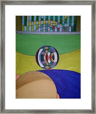 Dream 315 Framed Print