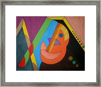 Dream 318 Framed Print