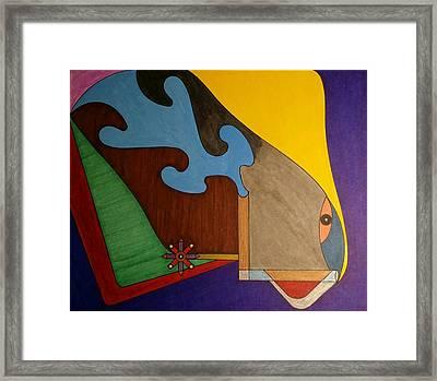 Dream 323 Framed Print