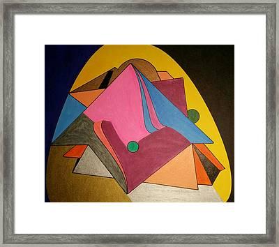 Dream 327 Framed Print