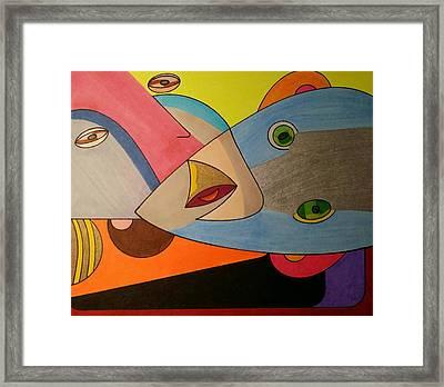 Dream 334 Framed Print