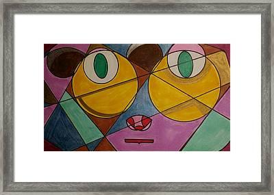 Dream 55 Framed Print
