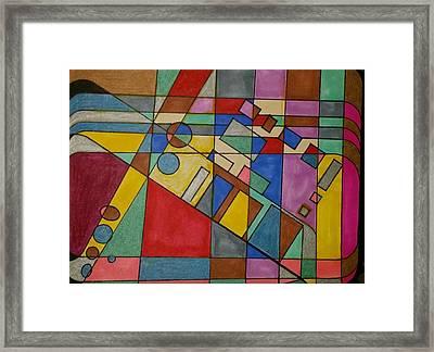Dream 59 Framed Print