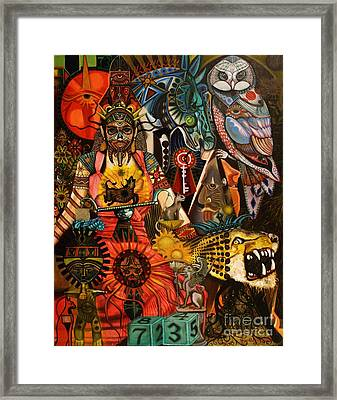 Dream 73 Framed Print