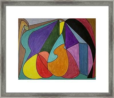 Dream 96 Framed Print
