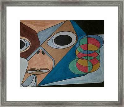 Dream 99 Framed Print