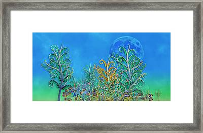 Dream A Little Dream Framed Print