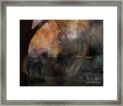Dream Bearers Framed Print by Mimulux patricia no No