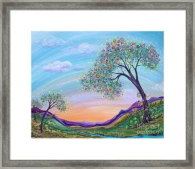 Dream Big Framed Print by Tanielle Childers