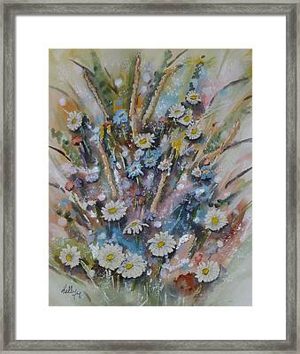 Dream Bouquet Framed Print