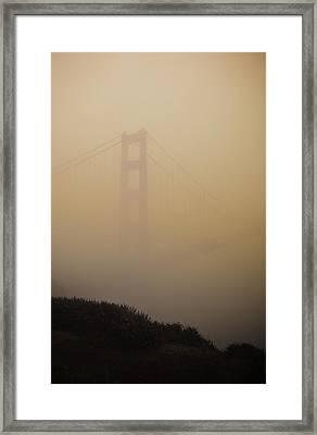 Dream Bridge Framed Print by Patrick  Flynn
