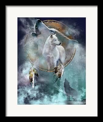 Animal Art Giclee Framed Prints