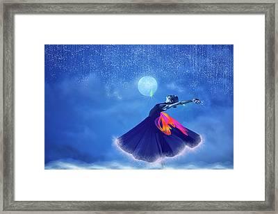 Dream Dancing Framed Print