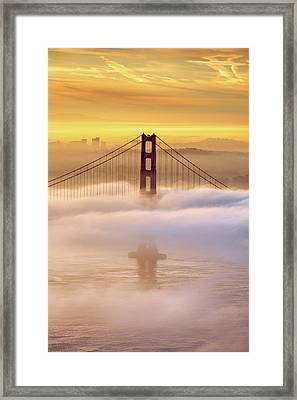 Dream Gate Framed Print