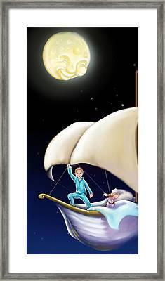 Dream Framed Print by Heidi Rissmiller