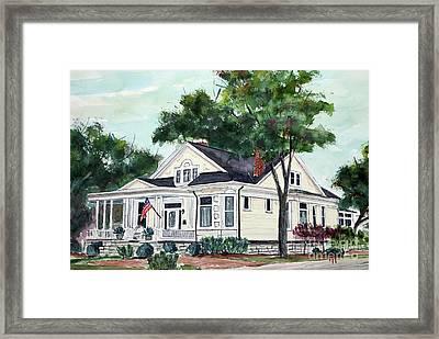 Dream Home Framed Print by Tim Ross