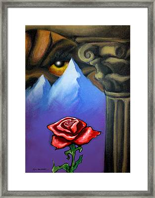 Dream Image 5 Framed Print by Kevin Middleton