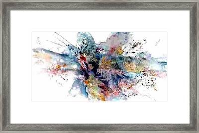 Dream Leaves Framed Print