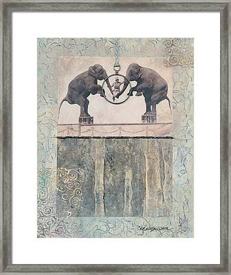 Dream Of Love Framed Print
