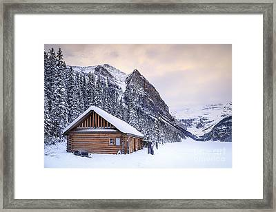 Dream Of The Return Framed Print