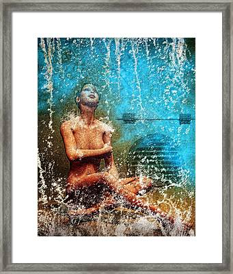 Dream Of Water Framed Print by Bob Orsillo