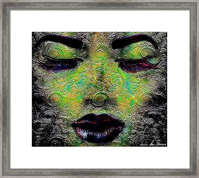 Dream On Framed Print