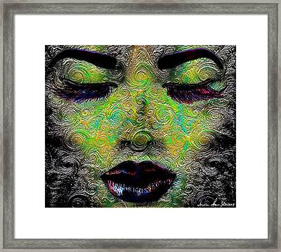 Dream On Framed Print by Iowan Stone-Flowers
