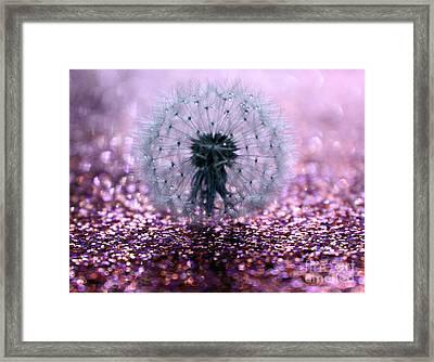 Dream On Framed Print by Krissy Katsimbras
