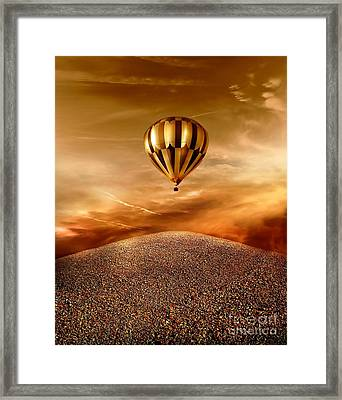 Dream Framed Print by Jacky Gerritsen