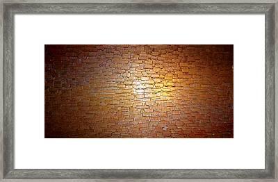 Dream Reflection Framed Print by Daniel Lafferty