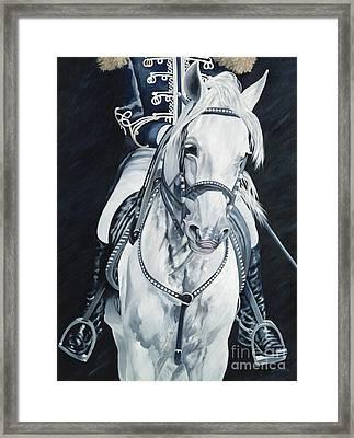 Dream Rider Framed Print
