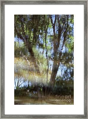 Dream River Framed Print