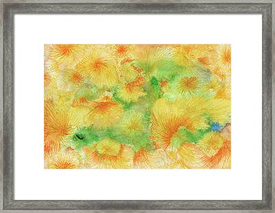 Dream - #ss16dw057 Framed Print by Satomi Sugimoto
