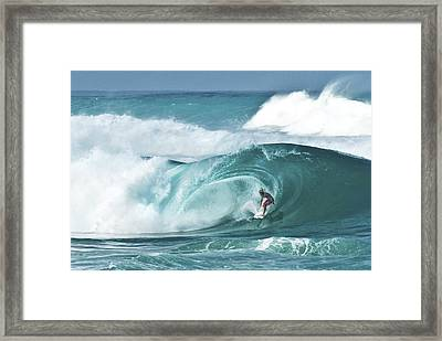 Dream Surf Framed Print