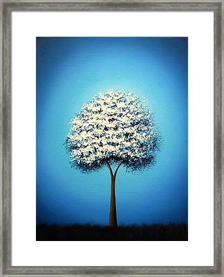 Dream The Night Framed Print by Rachel Bingaman