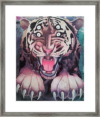 Dream Tiger Framed Print