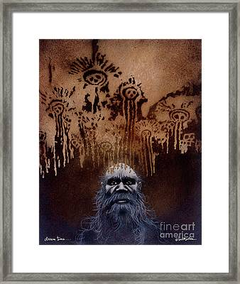 Dream Time... Framed Print by Will Bullas