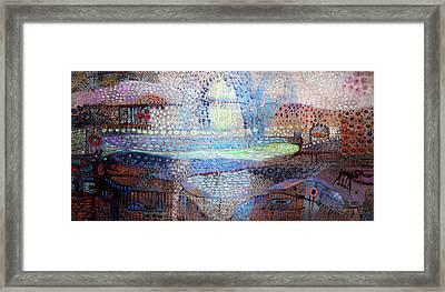 Dream Treveler Framed Print