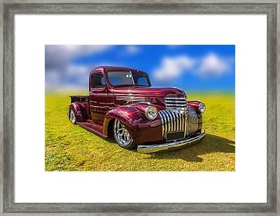 Dream Truck Framed Print