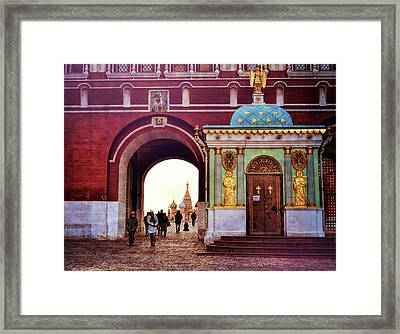 Dream View Framed Print by JAMART Photography
