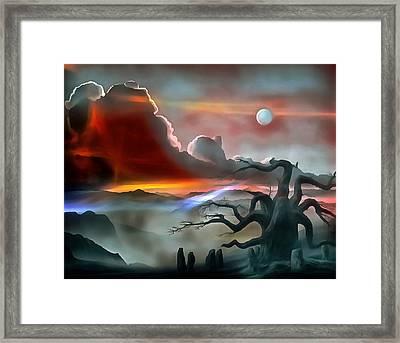 Dream Visions Framed Print