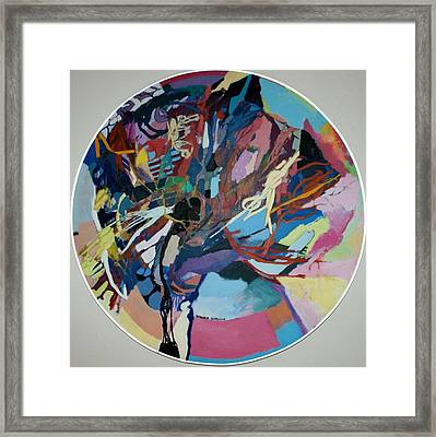 Dream Weaver Framed Print by Bernard Goodman