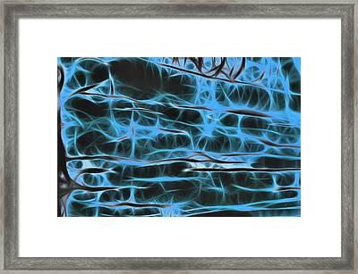 Dream Weaver Framed Print by Thomas  MacPherson Jr