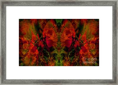 Dream Weaver  Framed Print by Tlynn Brentnall