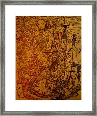Dream Framed Print by Will Le Beouf