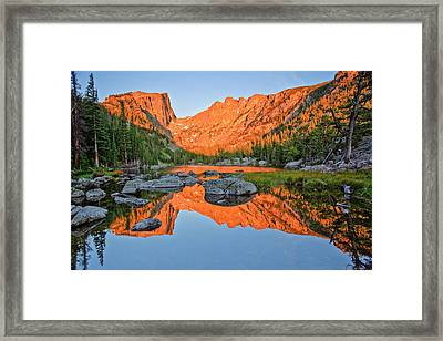 Dream Within A Dream Framed Print by Jennifer Grover