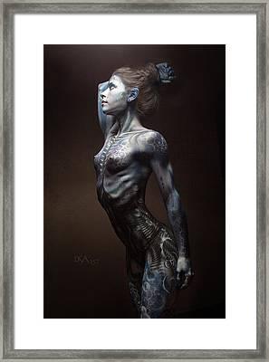 Dreamcatcher V Framed Print