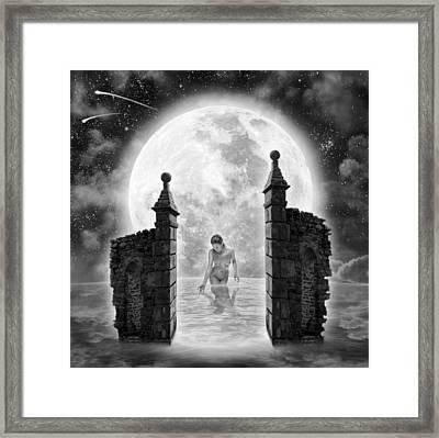 Dreamcatcher Framed Print by Vincent O Byrne