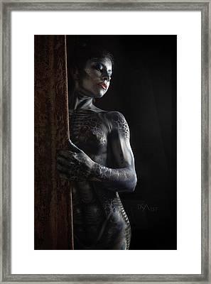 Dreamcatcher Xiv Framed Print